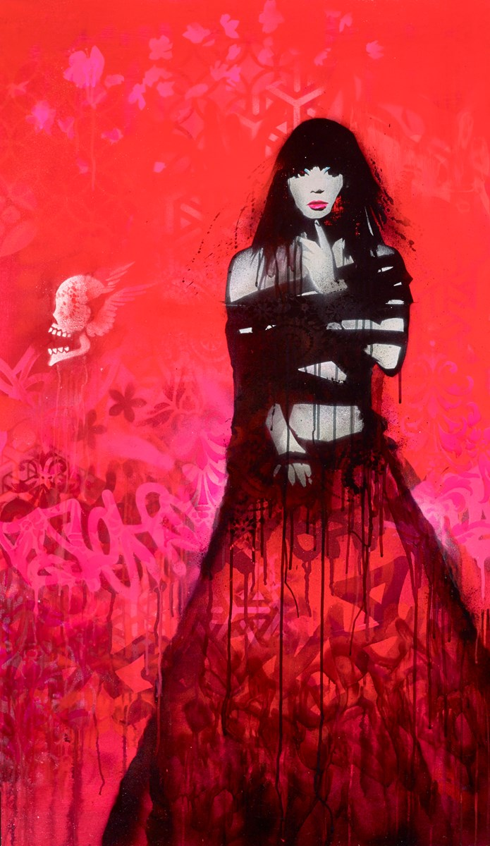 Knows no Bounds by troika -  sized 28x48 inches. Available from Whitewall Galleries